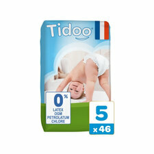 TIDOO 46 Couches Eco JUNIOR T5 12/25 kg