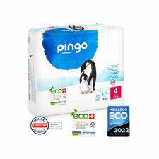 Pingo 40 Couches Taille 4 Maxi (7-18kg)