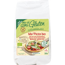Mix'Pizza bio sans gluten