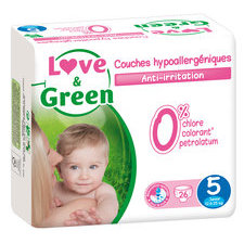 Love & Green 26 couches T5 12/25 kg