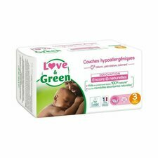 Love & Green 52 couches T3 4/9 kg