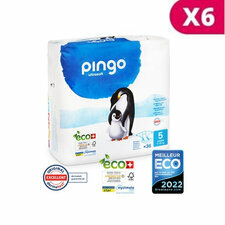 Pingo 6x36 Couches T5 Junior (12-25kg)