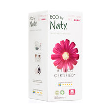 NATY 14 Tampons avec applicateur SUPER+