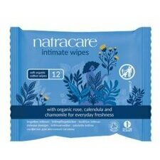 NATRACARE Lingettes intimes