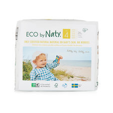Avis Sur Couches Ecologiques Jetables Taille 4 Eco By Naty