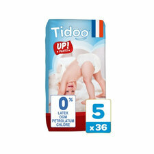 TIDOO 36 Culottes Taille 5 Large (12-18kg)