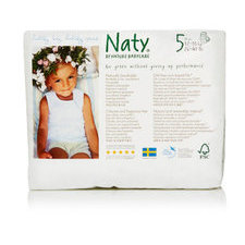 Naty 20 Culottes Taille 5 - 12-18kg