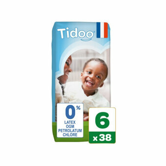 TIDOO 38 Couches T6 / XXL (16/30kg)