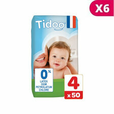 TIDOO 6x50 Couches T4 / Large (7/18kg)