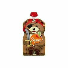 SQUIZ Gourde x 1 Ourson 130ml