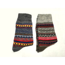 2 paires Chaussettes scandinaves T35-38