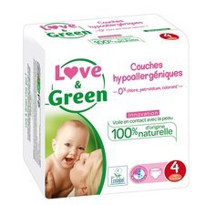Love & Green 30 couches T4 7/14 kg