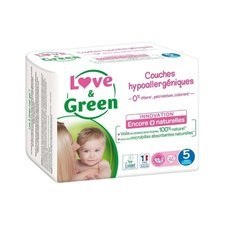 Love & Green 40 couches T5 12/25 kg