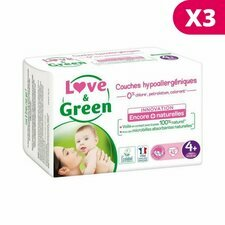 Love & Green 3x42 couches T4+ 9/20 kg