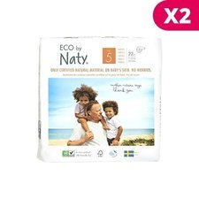 Naty 2x23 Couches éco Taille 5 - 11/25kg