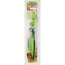 YAWECO Brosse à dents Hard Naturel