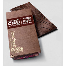 Lovechock Chocolat 93% cacao