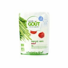Good Gout Haricots Verts Boeuf 6m