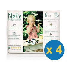 Naty 4x18 Culottes Taille 6 - +16kg