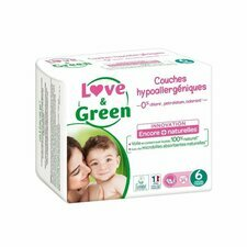 Love & Green 34 couches T6 +15 kg