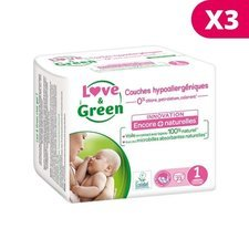 Love & Green 3x23 couches T1 2/5 kg