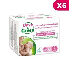 Love & Green 6x23 couches T1 2/5 kg