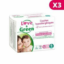 Love & Green 3x34 couches T6 +15kg