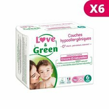 Love & Green 6x34 couches T6 +15kg