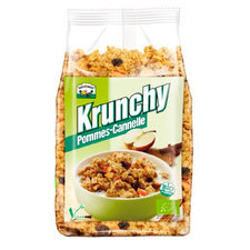 Krunchy pomme cannelle 600g
