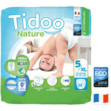Tidoo Nature 29 Couches T5 (11 à 25kg)
