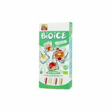 Bio Ice Sucettes de glace Multifruits