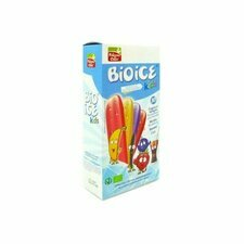 Bio Ice Sucettes de glace Kids assorties