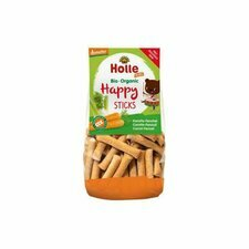 Holle Biscuits Carotte fenouil 3 ans