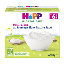 Fromage blanc HiPP