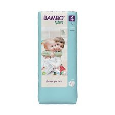 Bambo Nature 48 Couches Taille 4  (7-14kg)