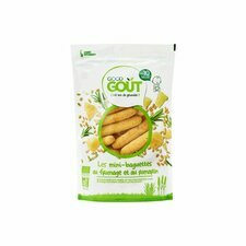 Good Gout Mini-baguettes fromage romarin 10m