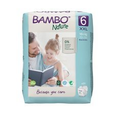 Bambo Nature 20 Couches Taille 6 (16-30kg)