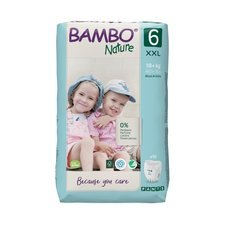 Bambo Nature 18 Culottes Taille 6 (18+kg)