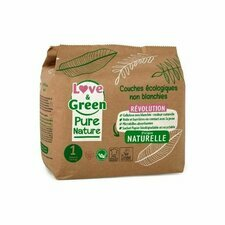 Love & Green Pure Nature 32 couches T1 2/5 kg